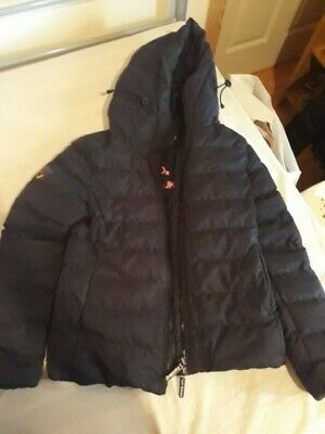 Superdry SDX Arctic Hooded Padded Jacket size M