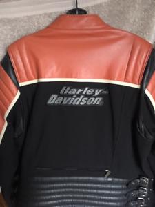 Harley Davidson Manteau Homme