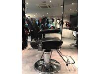 Takara Belmont - Barber Chair - full working order