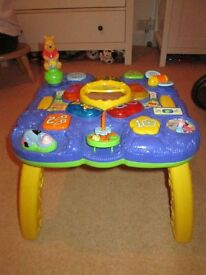 Vtech Disney Activity Table