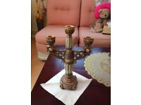 CANDLE HOLDER 3 ARM