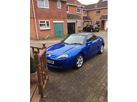 MG MGTF 1.8 Convertible with 12 months MOT