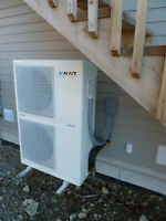 HEAT PUMPS AIR to WATER