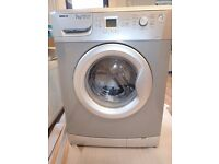 Beko washing machine silver coloured, 7kg load, 1600 rpm sold pending collection