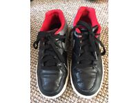 2 x Kids Nike Trainers Size 3 Used