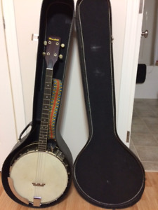 For Sale Insturment Banjo