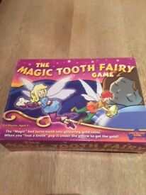 The Magic Tooth Fairy Board Game