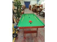 Snooker/Pool Table