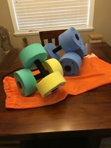 Water Exercise Weights