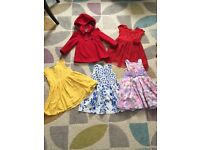 Girl 3-4 years clothes bundle