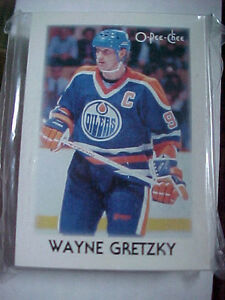 1987 mini OPC hockey MINT set London Ontario image 1