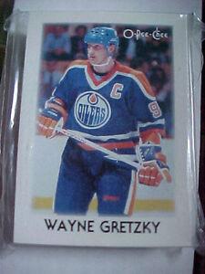 1987 mini OPC hockey MINT set London Ontario image 1