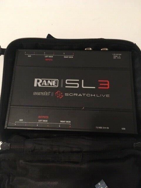 Rane Serato SL3 Interface CDs Only