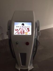 LASER HAIR REMOVAL MACHINE FOR SALE - ALMOST NEW