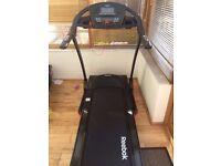 Nearly New Reebok ZR9 Treadmill (Only used twice)
