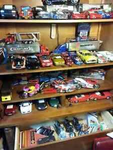 Diecast cars for sale a mix