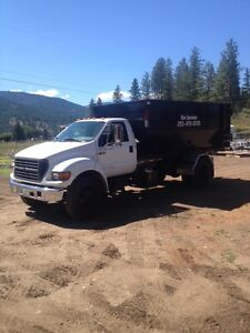 2001 Ford XLT 650 Roll Off