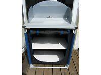 Sunncamp kitchen storage unit