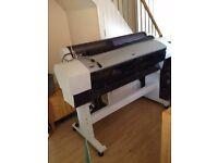 Epson Stylus Pro 9800 Large Format Printer