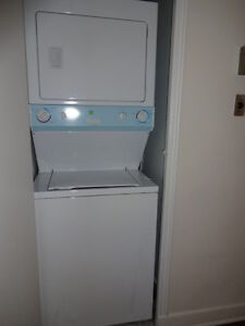 Apartment Size Stacking Washer/Dryer