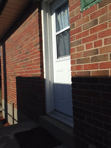 1 Bedroom Bsmt. Apartment- Wilson Ave. and Lexfield Ave.