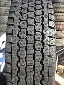 @@ WINTER VAN / CUBE VAN TIRES  - LT 225 75 16 - USED  @@