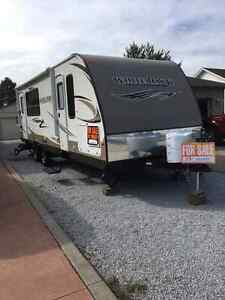 2013   26SRK Jayco White Hawk Ultra Lite