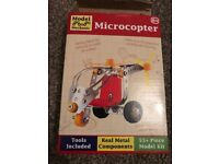 Model Mechanic Microcopter Helicopter set