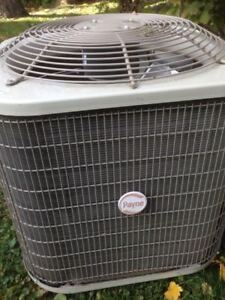 Payne AC - Air conditioner pour system centrale/central system