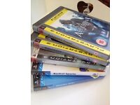 PS3 Games x5 *JOBLOT* Assassin's Creed & Kill zone 2 & Racket Sports + 2 More