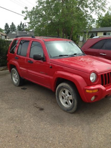 2003 Jeep Liberty - Offers - Needs Engine / for Parts