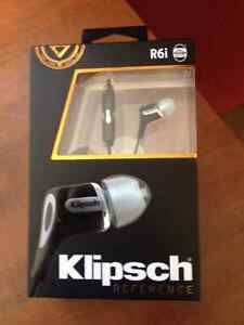 Klipsch R6i In Ear Earbuds London Ontario image 1
