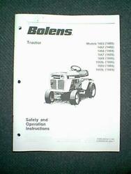 Bolens 1669 Lawn Tractor | Bolens Lawn Tractors: Bolens Lawn