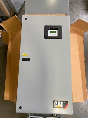 New - Caterpillar Ctg 400 Amp Automatic Transfer Switch 120208 Mx150 Controller