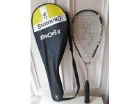 Browning Squash Racket Big Gun Ti 120