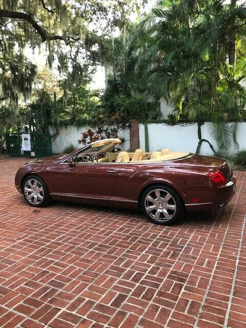 2008 Bentley Continental GT Auto 2008 Bentley Continental GTC Convertible, Low miles rides Like a dream!!!