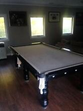 Pool Table - Must View Custom 9 X 4.5 foot table /w extras Mudgeeraba Gold Coast South Preview