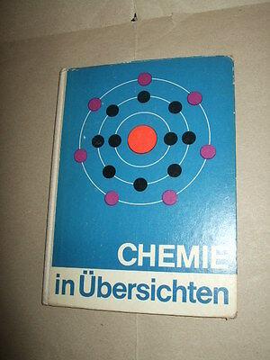Chemie in Übersichten,1964,DDR-Schul-/Lehrbuch,Bild.s.Text