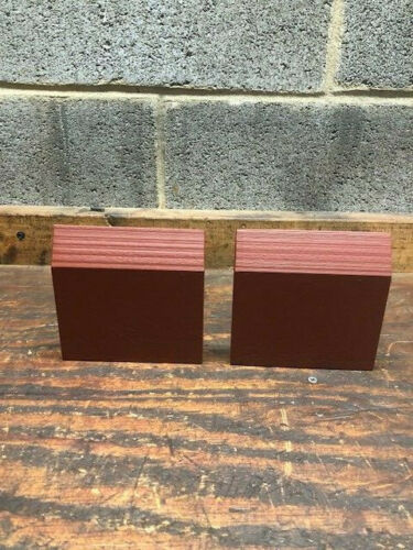"Log Splitter 4 way weld on wedges single bevel wedge 5"" St"