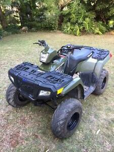 Polaris Quads bikes, trailer and accessories. Rangeville Toowoomba City Preview