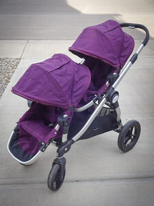 Double Stroller City Select