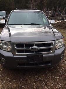 2009 Ford Escape SUV, Crossover