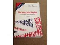 Life in the UK and a Baby Memory book for sale