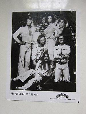 JEFFERSON STARSHIP 8x10 photo c