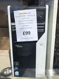 Fujitsu Siemens Li3410 PC with warranty