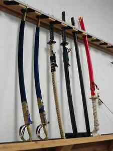 Miscellaneous Swords ($50-$250)
