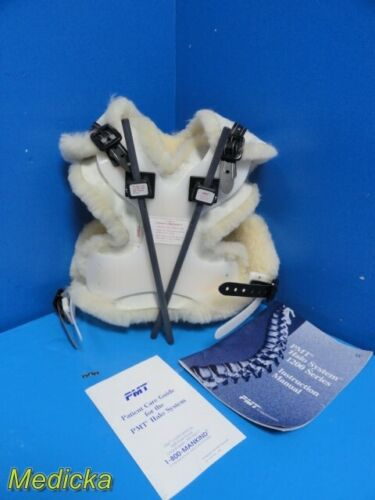 PMT 1233-5 Halo Vest Assembly W/ Manuals, Size  Small, Cervical Traction ~ 23751