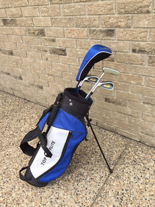 youth/junior left handed golf clubs