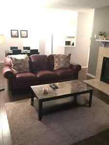 month to month furnished 2 bdrm condo available now