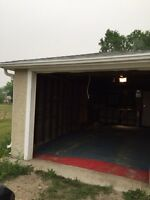Storage garage  for rent 23' x 11.5'